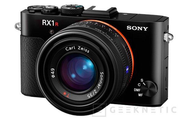 Sony RX1R II, una cámara compacta Full Frame de 42,4 megapíxeles , Imagen 1