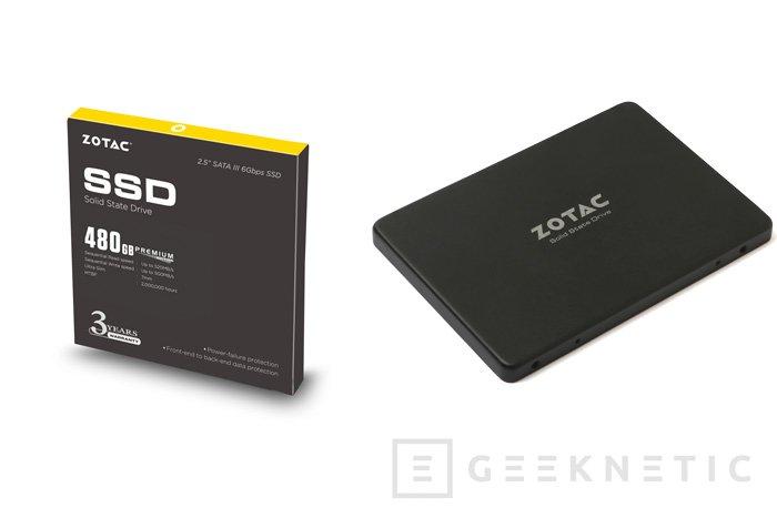 ZOTAC lanza los nuevos SSD Premium Edition, Imagen 1