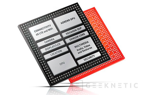 El Qualcomm Snapdragon 830 llegará con un proceso de fabricación de 10 nanómetros, Imagen 1