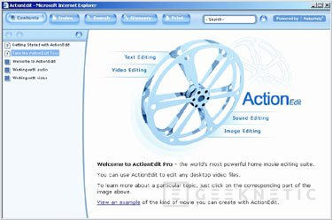 Macromedia presenta sus nuevos programas RoboInfo 5.0 y RoboHelp X5, Imagen 2