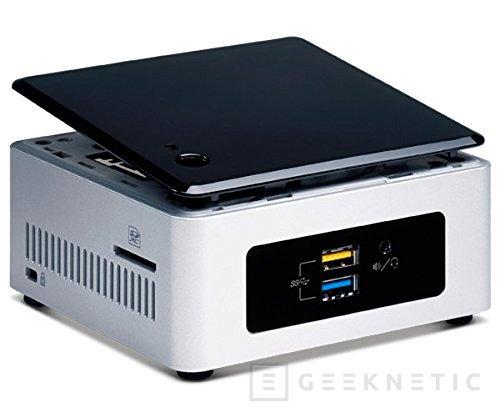 Intel lanza su primer NUC completo, Imagen 1