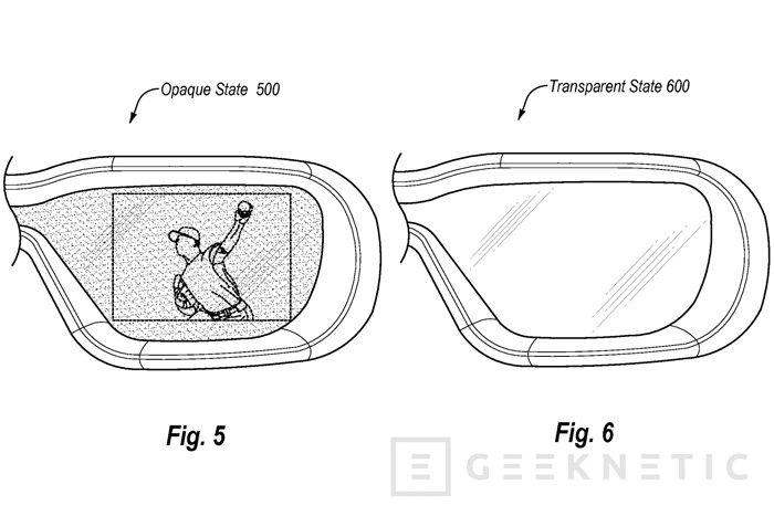Amazon patenta unas gafas de realidad aumentada y realidad virtual, Imagen 2