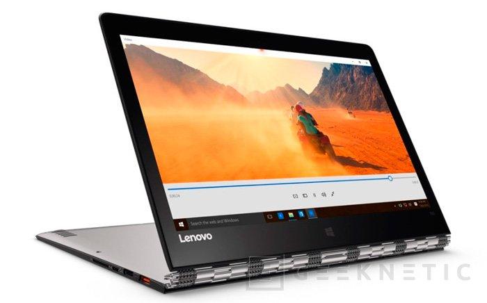 Yoga 900, Lenovo ya tiene sucesor para el Yoga 3 Pro, Imagen 1