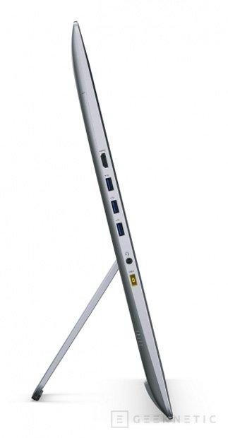 Lenovo Home 900, un tablet de 27 pulgadas, Imagen 2