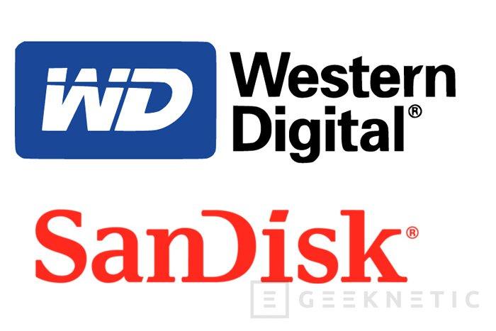 Western Digital compra SanDisk por 19.000 millones de Dólares, Imagen 1