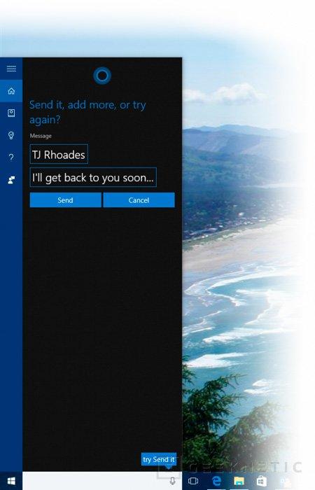 Windows 10 ya muestra en el PC las llamadas y SMS del smartphone, Imagen 2
