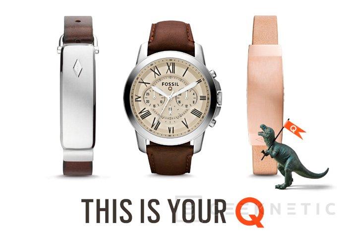Fossil se suma a la moda de los wearables con los nuevos Q, Imagen 2