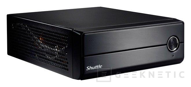 Shuttle anuncia el nuevo barebone XH170V para procesadores Skylake, Imagen 1