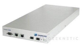Flytech añade a su lista de ventas el V-Switch Isasi de SANRAD, Imagen 1