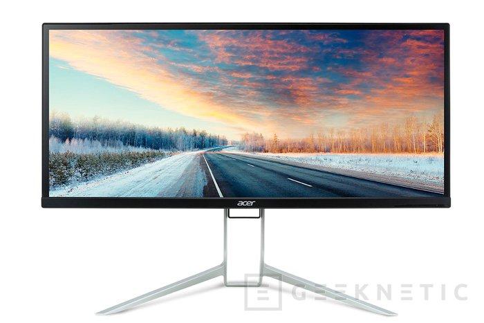 Acer BXO y CB1 son la nueva línea de monitores de la compañía, Imagen 1