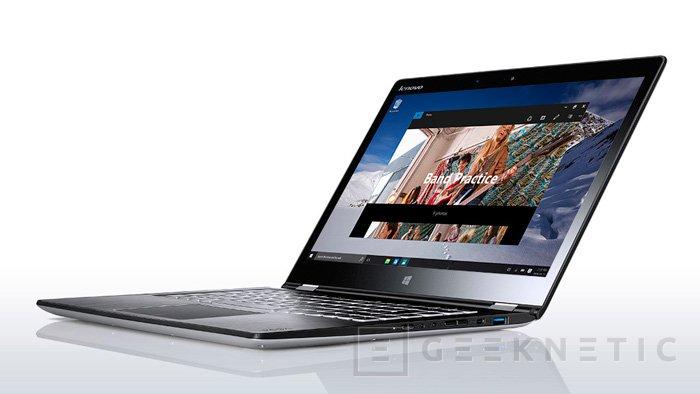 Nuevos convertibles Lenovo Yoga 700 de 11 y 14 pulgadas, Imagen 1