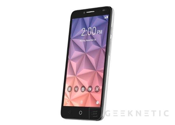 Fierce XL es el nuevo smartphone económico de Alcatel con 2 GB de RAM, Imagen 1