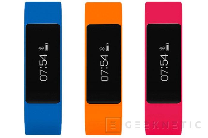 Woxter SmartFit, nueva pulsera monitorizadora por 35 Euros, Imagen 1