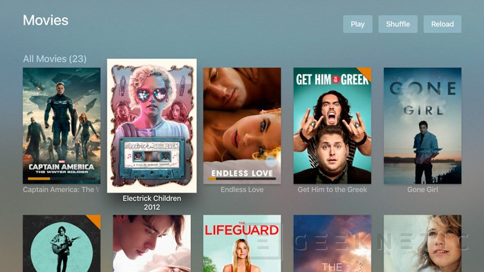 Plex llega a Apple TV, Imagen 1