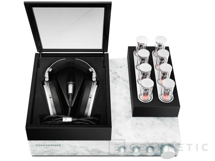 Sennheiser Orpheus, los auriculares más caros del mundo, Imagen 1