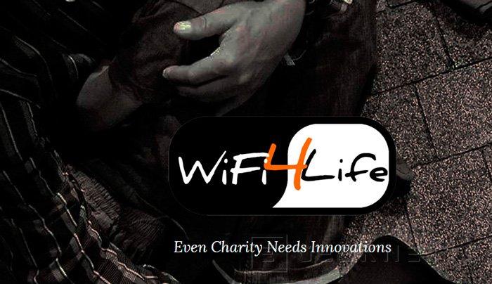 Una asociación quiere convertir a mendigos en puntos WiFi, Imagen 1
