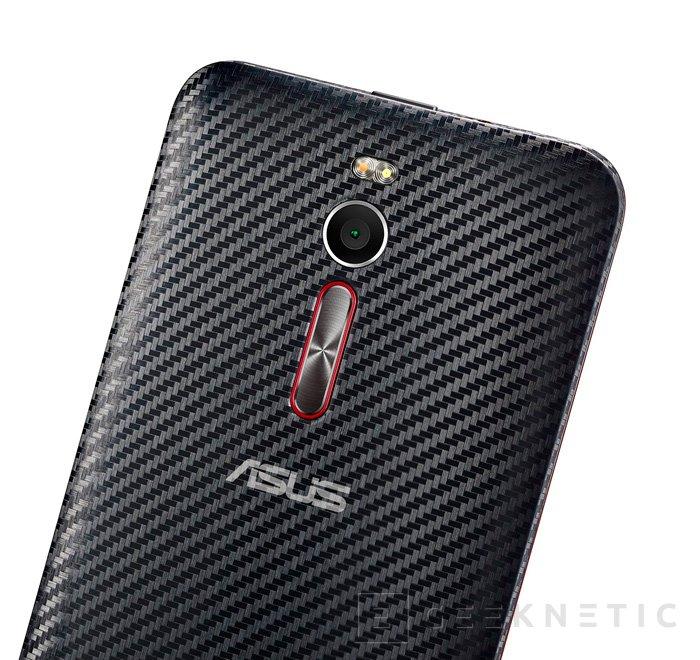 ASUS viste de largo su ZenFone 2 Deluxe con una edición especial, Imagen 2