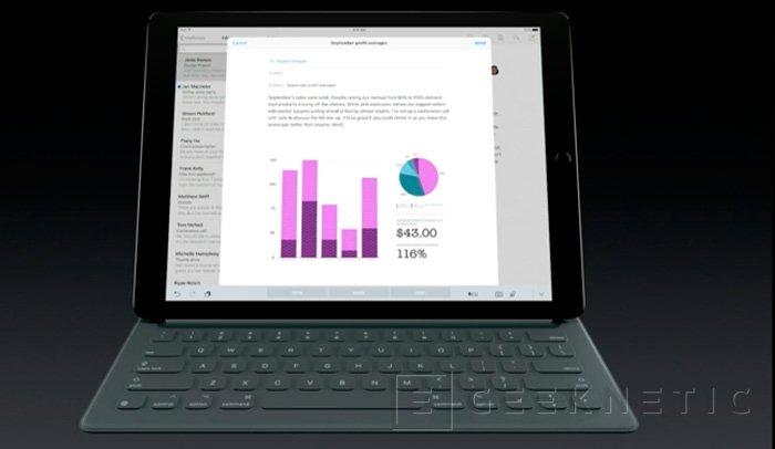 El nuevo iPad Pro llegará esta semana a España, Imagen 1