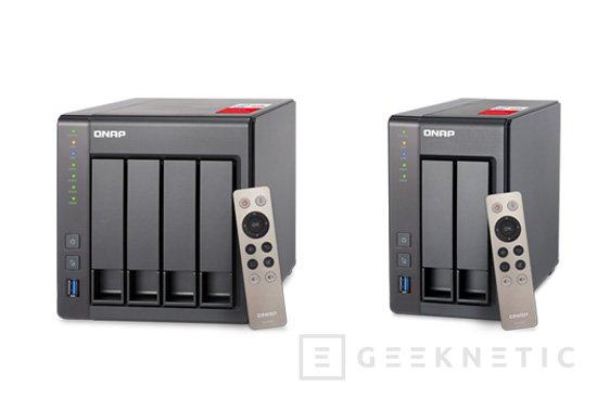 QNAP amplía su catálogo con los dos nuevos NAS TS-251+ y TS-451+, Imagen 1