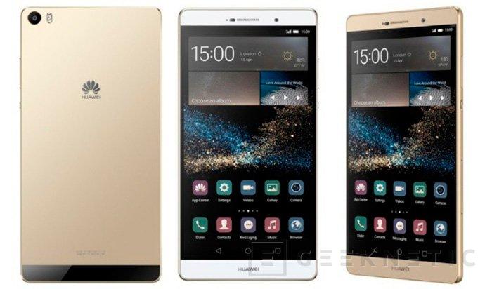 El Huawei P9 Max también utilizará el SoC Kirin 950, Imagen 1