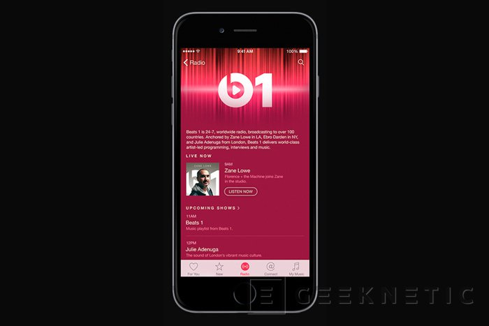 Apple Music llega a Android, Imagen 1
