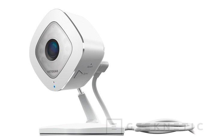 Netgear Arlo Q, nueva cámara de videovigilancia para la nube, Imagen 1