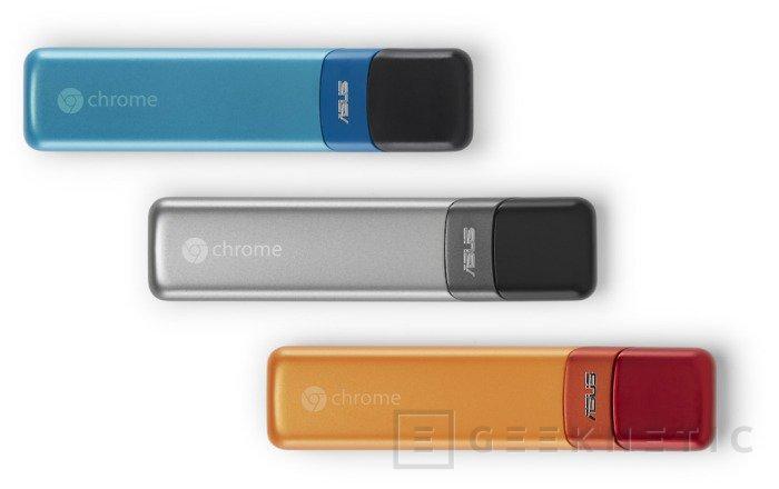 El ASUS Chromebit llega al mercado , Imagen 1