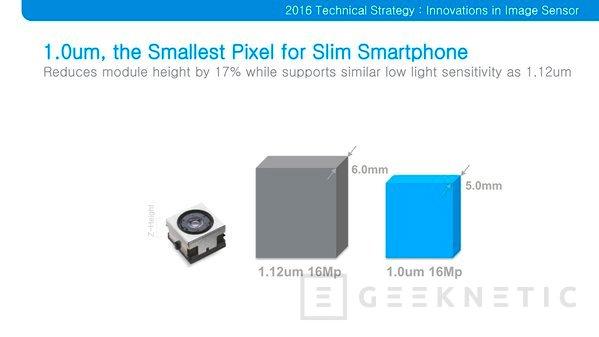Samsung desvela sus nuevos sensores fotográficos BRITECELL, Imagen 2