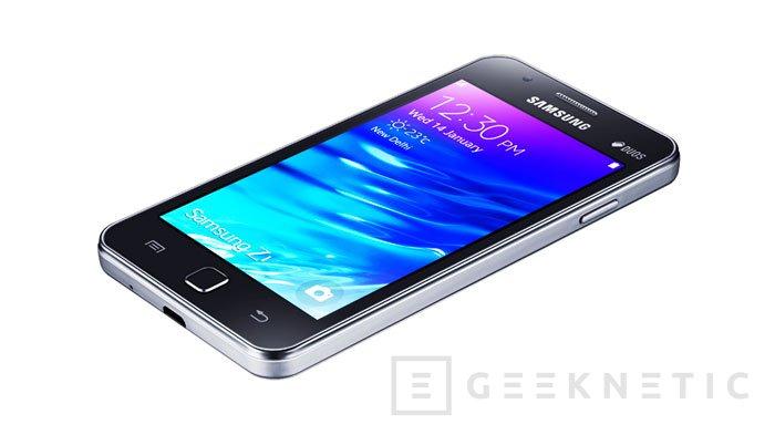Samsung trabaja en un smartphone de gama alta con Tizen, Imagen 1