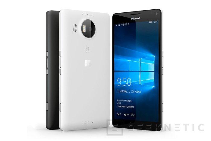 Microsoft incluirá el sensor de iris en nuevos smartphones , Imagen 1