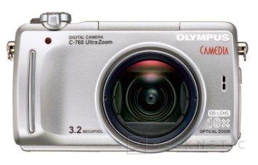 Nueva cámara Camedia C-760 de Olimpus sobre xD-Picture, Imagen 1