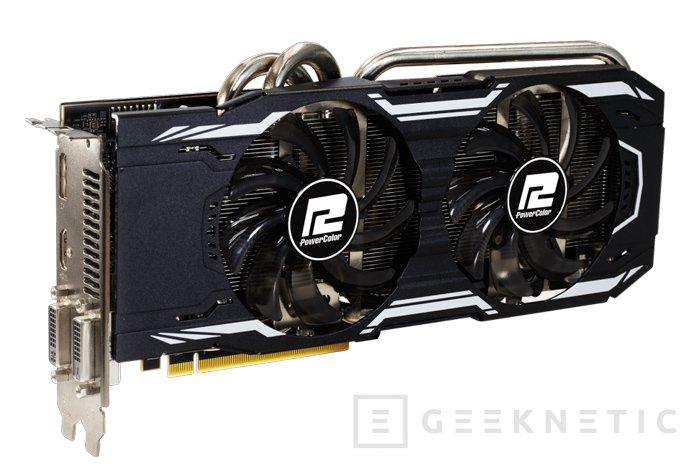 PowerColor PCS+ R9 380X Myst, Imagen 1