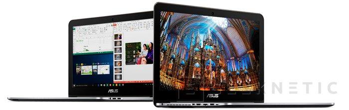 ASUS renueva su gama multimedia con los portátiles N552 y N752, Imagen 1