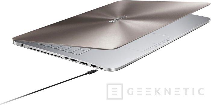 ASUS renueva su gama multimedia con los portátiles N552 y N752, Imagen 2