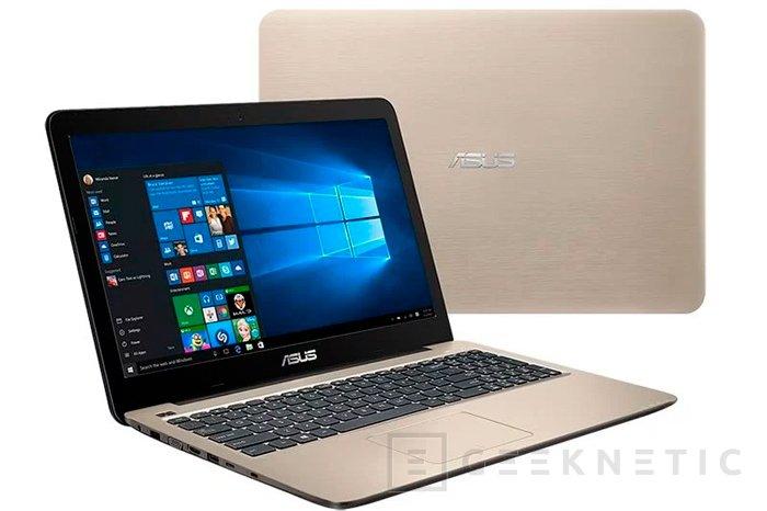 Tres nuevos portátiles de ASUS para la gama X Series, Imagen 1