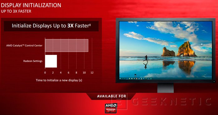 Ya disponibles los drivers AMD Radeon Software Crimson, Imagen 2