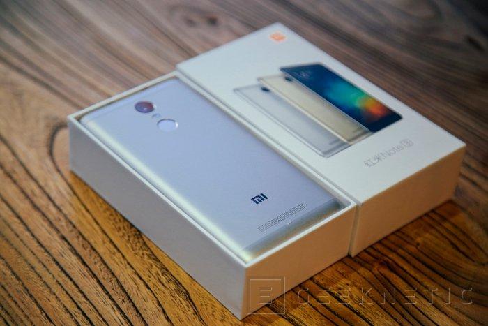 Xiaomi Redmi Note 3, Imagen 2