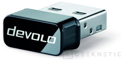 El nuevo WiFi Stick USB Nano de Devolo permite añadir WiFi 802.11ac a cualquier PC, Imagen 1