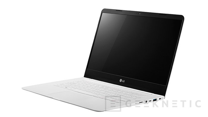 LG presenta su nuevo ultrabook Slimbook, Imagen 2