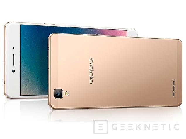Oppo anuncia su nuevo smartphone A53, Imagen 1