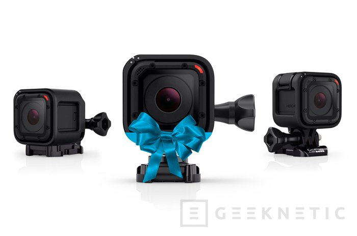 GoPro rebaja a la mitad el precio de su Hero 4 Session, Imagen 1