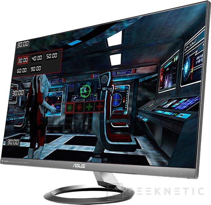 ASUS lanza su nuevo monitor sin marcos Designo MX25AQ, Imagen 1