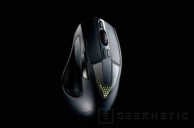Cooler Master Sentinel III, un ratón con un panel OLED personalizable, Imagen 2