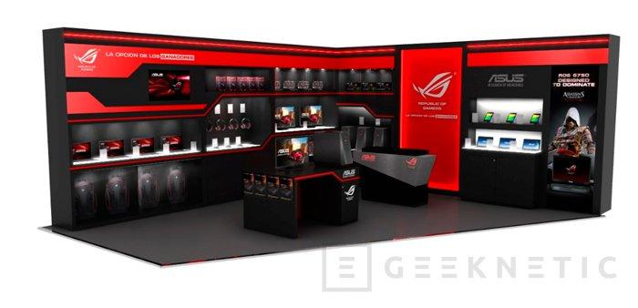 ASUS abrirá el primer espacio Republic of Gamers el 18 de diciembre en madrid, Imagen 1