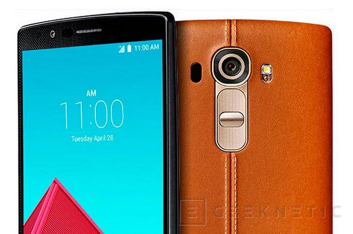 Primeros rumores sobre el LG G5 con el SoC Snapdragon 820, Imagen 1