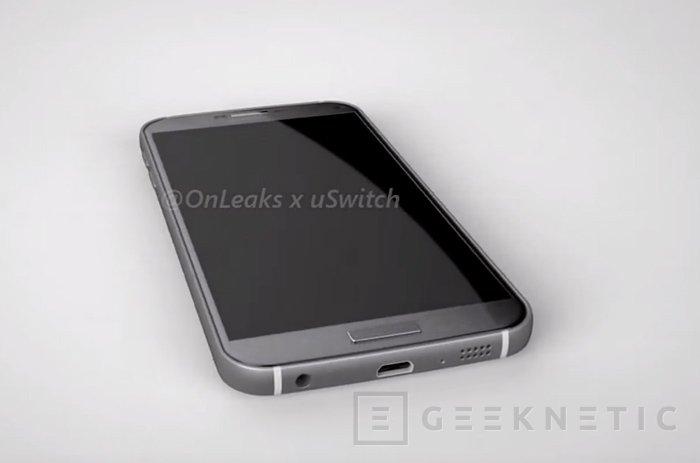 Habrá cuatro versiones diferentes del Galaxy S7 de Samsung, Imagen 1