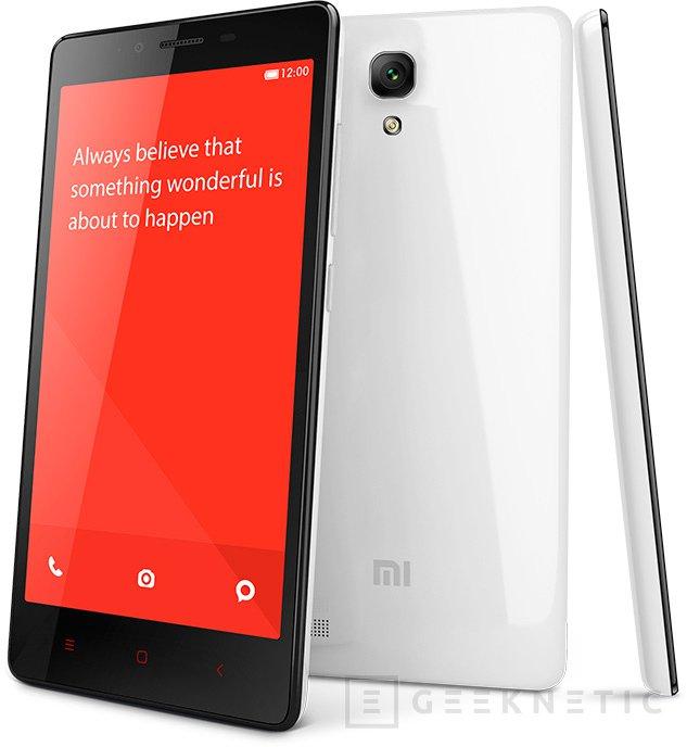 Xiaomi Redmi Note Prime, Imagen 1