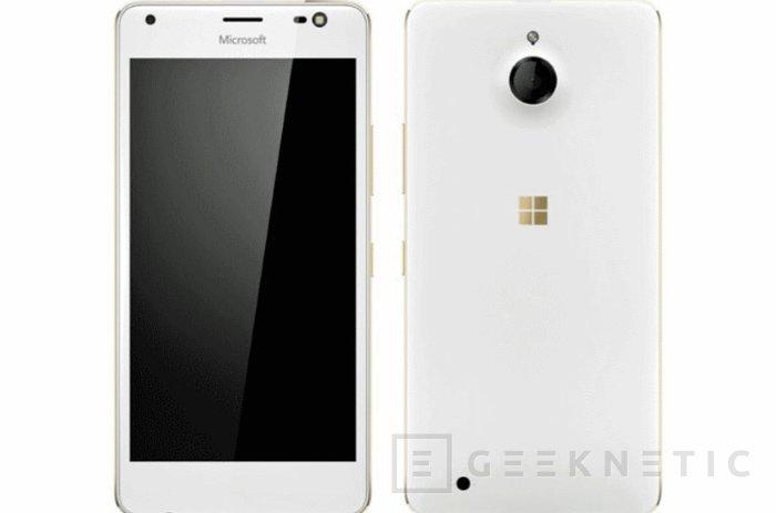 Filtrados detalles y diseño del Lumia 850, Imagen 1