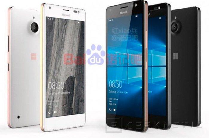 Filtrados detalles y diseño del Lumia 850, Imagen 2