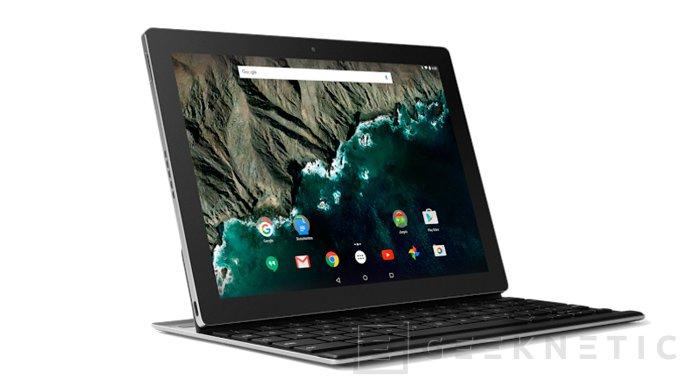 El tablet Pixel C de Google en España: desde 499 Euros más 169 Euros de teclado, Imagen 1